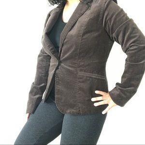 CALVIN KLEIN Brown Corduroy Blazer Jacket XL